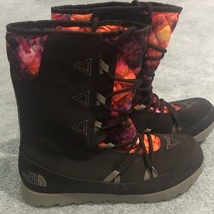 ❄️NORTH FACE❄️ SNOW BOOTS